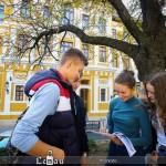 Stadtrallye in Fünfkirchen / Városismereti versenyt rendeztek Pécsett