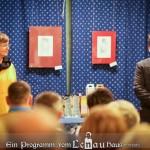 Schmidtné Rittinger Györgyi és Szeitz István / Györgyi Schmidt-Rittinger und Stefan Szeitz