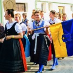 VIII. Landestreffen der ungarndeutschen Schwabenjugend in Maan/Mány