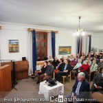 "A Lenau Házban is megünnepelték a 40 éves ""Unser Bildschirm""-et /  40 Jahre Unser Bildschirm – Jubiläumsfest im Lenau Haus (Fotó: Hubay József)"