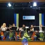 Die Blaskapelle des Musikvereins Wetschesch / A Vecsési Hagyományőrző Zeneegyesület fúvószenekara