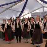"""Die Tanzgruppe """"Füzes"""" aus Kleinturwall/Biatorbágy"""