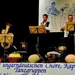 Die Familienmusik Bauernhuber aus Herend