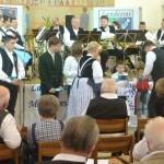 VIII. Treffen der ungarndeutschen Familienmusiker in Boschok