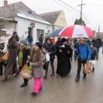 Vidám farsangi ünnepség Sopronban / Lustige Faschingsfeier in Ödenburg
