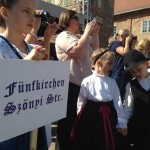 A baranyai német óvodák Pécsett találkoztak / Die Branauer deutschen Kindergärten trafen sich in Fünfkirchen