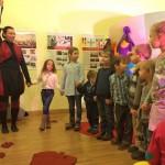 Mikulás-ünnep a Zentrumnál 2015. december 5-én / Nikolausfeier beim Zentrum am 5. Dezember 2015