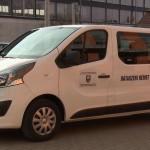 BMi-kisbuszt kapott a bátaszéki német nemzetiségi önkormányzat /  BMI-Kleinbus für die Deutsche Nationalitätenselbstverwaltung von Badeseck