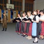 Jó hangulatú sváb bált tartottak a császártöltési Teleházban /  Schwabenball in guter Laune im Tschasarteter Telehaus