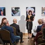 Az ünnepi műsort Gerner Éva vezette /  Eva Gerner moderierte das Festprogramm