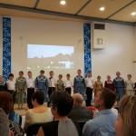 A mecseknádasdi iskola jubileumán is részt vettünk