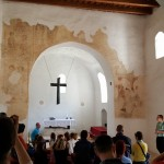 Látogatás a Szent István Kápolnában
