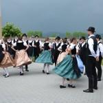 I. Magyarországi Németek Országos Kézművesnapja - Tarján, 2016. május 14. / I. Landeshandwerkertag der Ungarndeutschen - Tarian, 14. Mai 2016 (Foto: Tarianer Tanzgruppe)