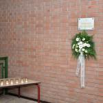 """""""Im Zeichen des Gedenkens an die Verstorbenen der Schule"""" (Foto: Bianka Kulimák)"""