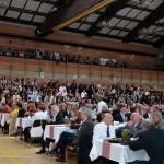 Alumni-Treffen im UBZ mit fast 1000 Teilnehmern (Foto: Bianka Kulimák)