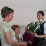 Das Wanderbündel war auch in Tscholnok (Foto: LdU)