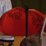 Das Wanderbündel bereiste auch Wetschesch (Foto: LdU)
