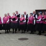 Feierstunde in Boschok / Átadó ünnepség Palotabozsokon