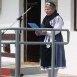 Varga Árpádné (szül. Oppermann Aranka) /  Aranka Varga (geb. Oppermann)