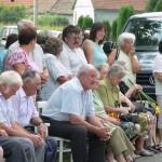 Megemlékezést tartottak Ecsenyben / Gedenkveranstaltung in Etsching
