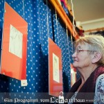 Kiállítás nyílt Schmidtné Rittinger Györgyi grafikáiból a Lenau Házban / Eine Ausstellung aus den Grafiken von Györgyi Schmidt-Rittinger wurde im Lenau Haus eröffnet