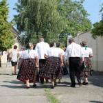 An das schwere Schicksal der Ungarndeutschen – darunter der Hajoscher Schwaben – soll man (sich) erinnern  (Foto: Robert Ginál)