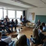 Projektwoche im UBZ (Foto: Ildikó Kiss)