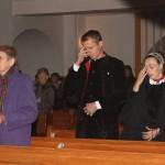 Heilige Messe in der katholischen Kirche (Foto: Robert Ginál)