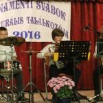A TTT Trió Taksonyból / Das TTT-Trio aus Taks