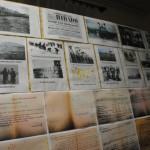 Kiállítás a babarci kényszermunkára elhurcoltak történetéről (Fotó: Babarc község)