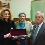 Új esz-klarinétot kapott a babarci zenekar