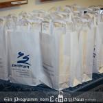 Ajándékcsomagok / Geschenkpakete (Fotó: Hubay József)