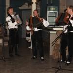 Hajoscher Knopfharmonikaspieler (Foto: Robert Ginál)