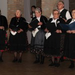 Der Schwäbische Traditionspflegende Chor (Foto: Robert Ginál)