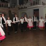 Hajoscher Volkstanzgruppe  (Foto: Robert Ginál)
