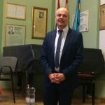 Dr. Zalay Szabolcs, igazgató / Dr. Szabolcs Zalay, Direktor (fotó: LdU)