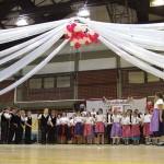 Schwabenball im Ungarndeutschen Bildungszentrum