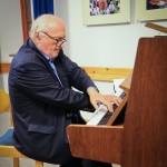 Fuchs Gábor zongoraművészként az Egyesült Államokban és Európában szerzett magának hírnevet /   Gábor Fuchs hat als Pianist in den Vereinigten Staaten und in Europa einen Namen erworben
