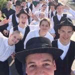 Saarer Tanzgruppe: Auftritt