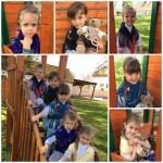 Auch der Kindergarten in Boschok/Palotabozsok machte beim TrachtTag 2021 mit! (zugeschickt von Éva Kohl)