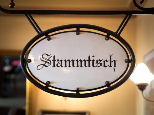 2013_Stammtisch_sign_Munich_pub
