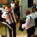 A Landesrat harmónikahete / Harmonikawoche des Landesrates