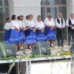 Der deutsche Nationalitätenchor aus Saswar/Szászvár