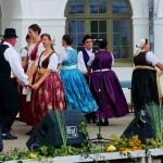 """Die Gesangs- und Tanzgruppe """"Biser"""" aus Dusnok"""