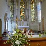 Die Basilika zu St. Michael  in Wesprim