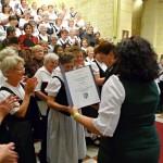 XX. Fest der ungarndeutschen Kirchenmusik in Wesprim