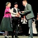 Die Möglichkeit des Auftrittes auf der Landesgala 2019 erhielt die Tanzgruppe aus Wemend