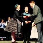 Für die LdU-Gala 2020 wurde die Tanzgruppe aus Fünfkirchen auserkoren