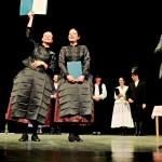 Die Füzes-Tanzgruppe erhielt den Festivalpreis