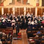 XXI. Fest der Kirchenmusik in Taks - Erster Teil des Programms